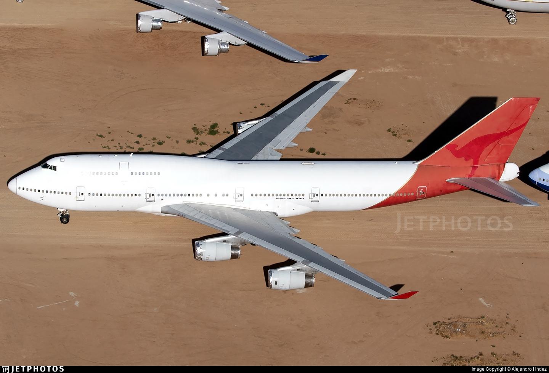 VH-OJL - Boeing 747-438 - Untitled