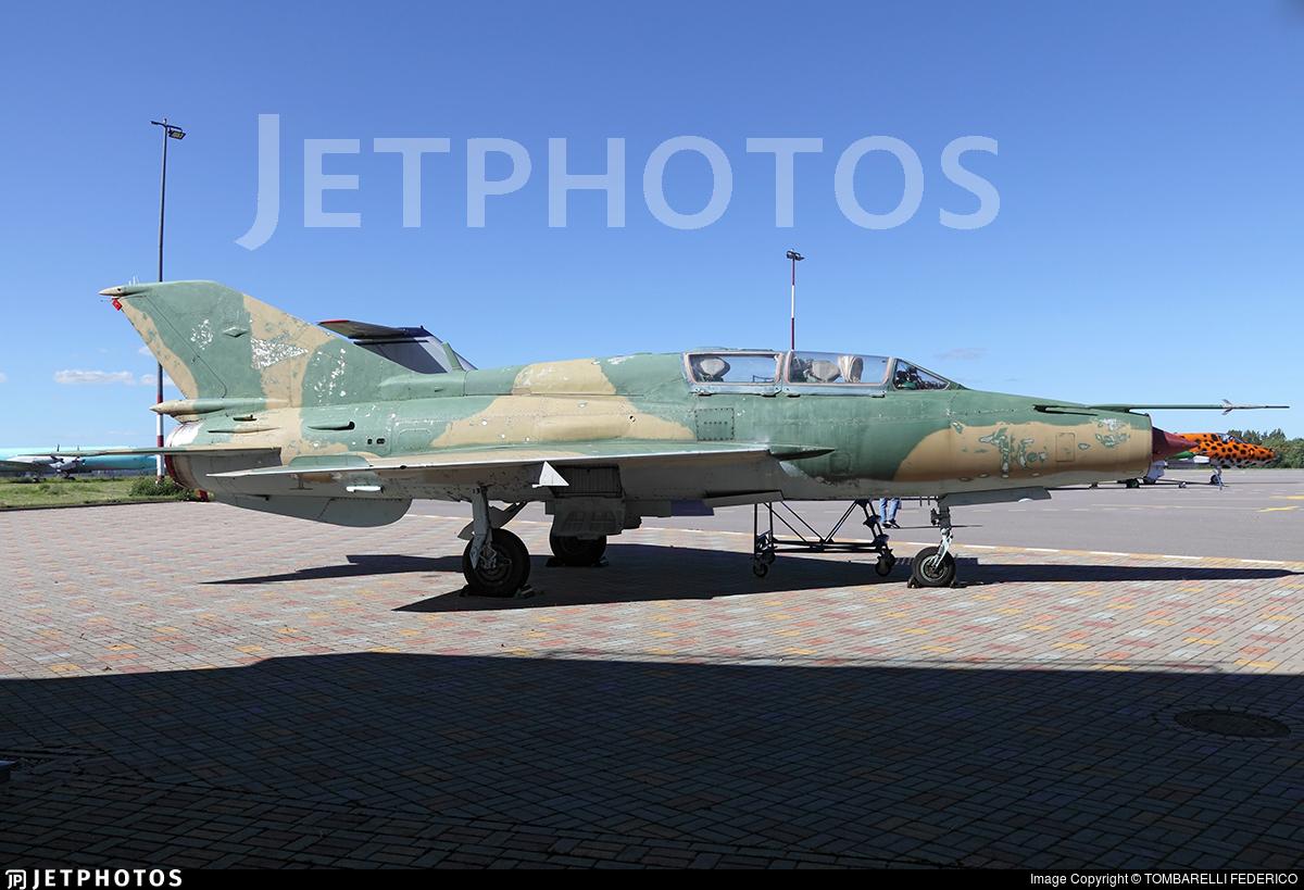 18 - Mikoyan-Gurevich MiG-21UM Mongol B - Hungary - Air Force