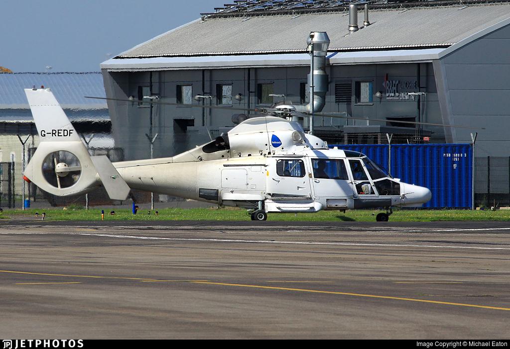 G-REDF - Aérospatiale SA 365N3 Dauphin 2 - Babcock MCS Offshore
