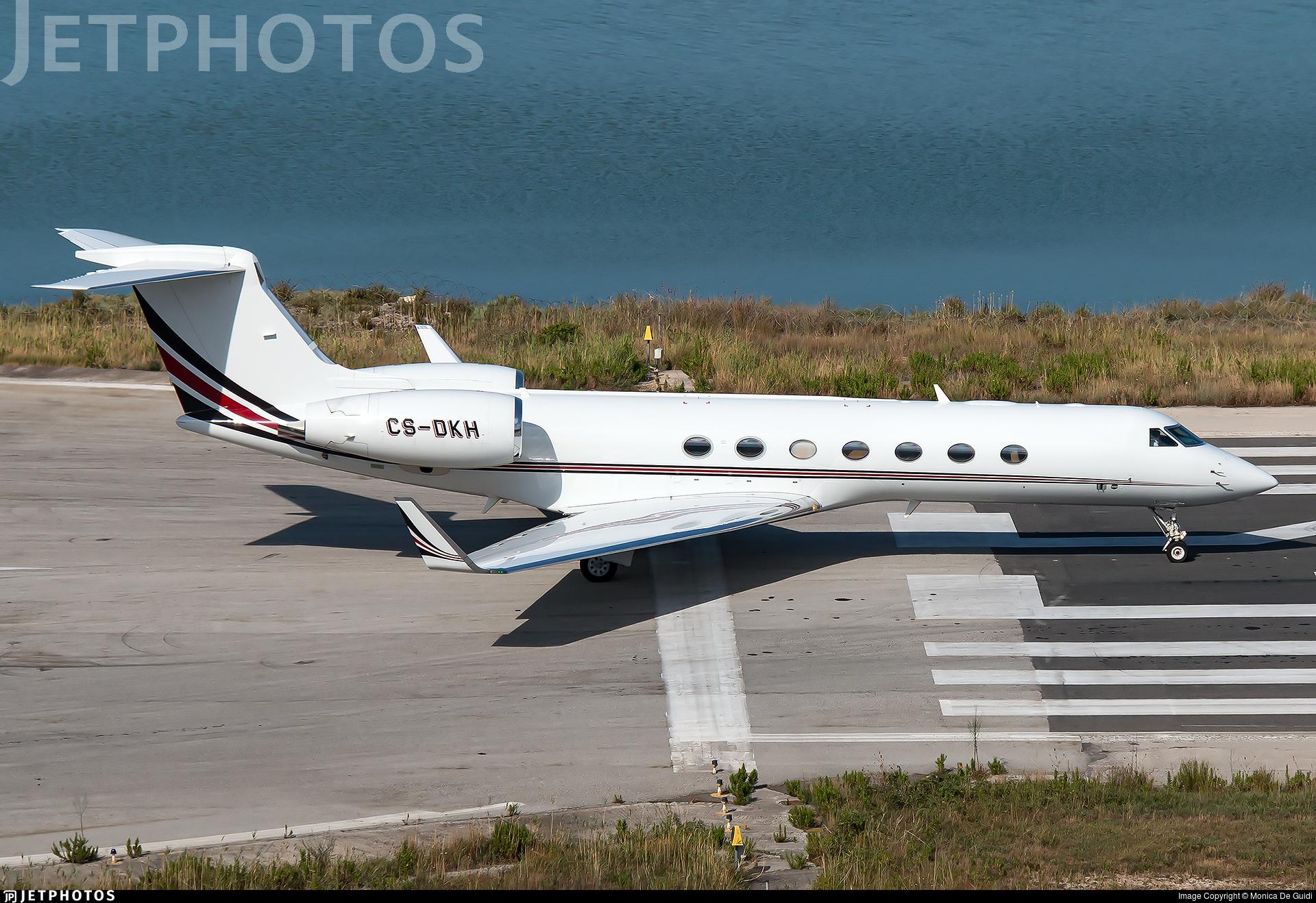 CS-DKH - Gulfstream G550 - NetJets Europe
