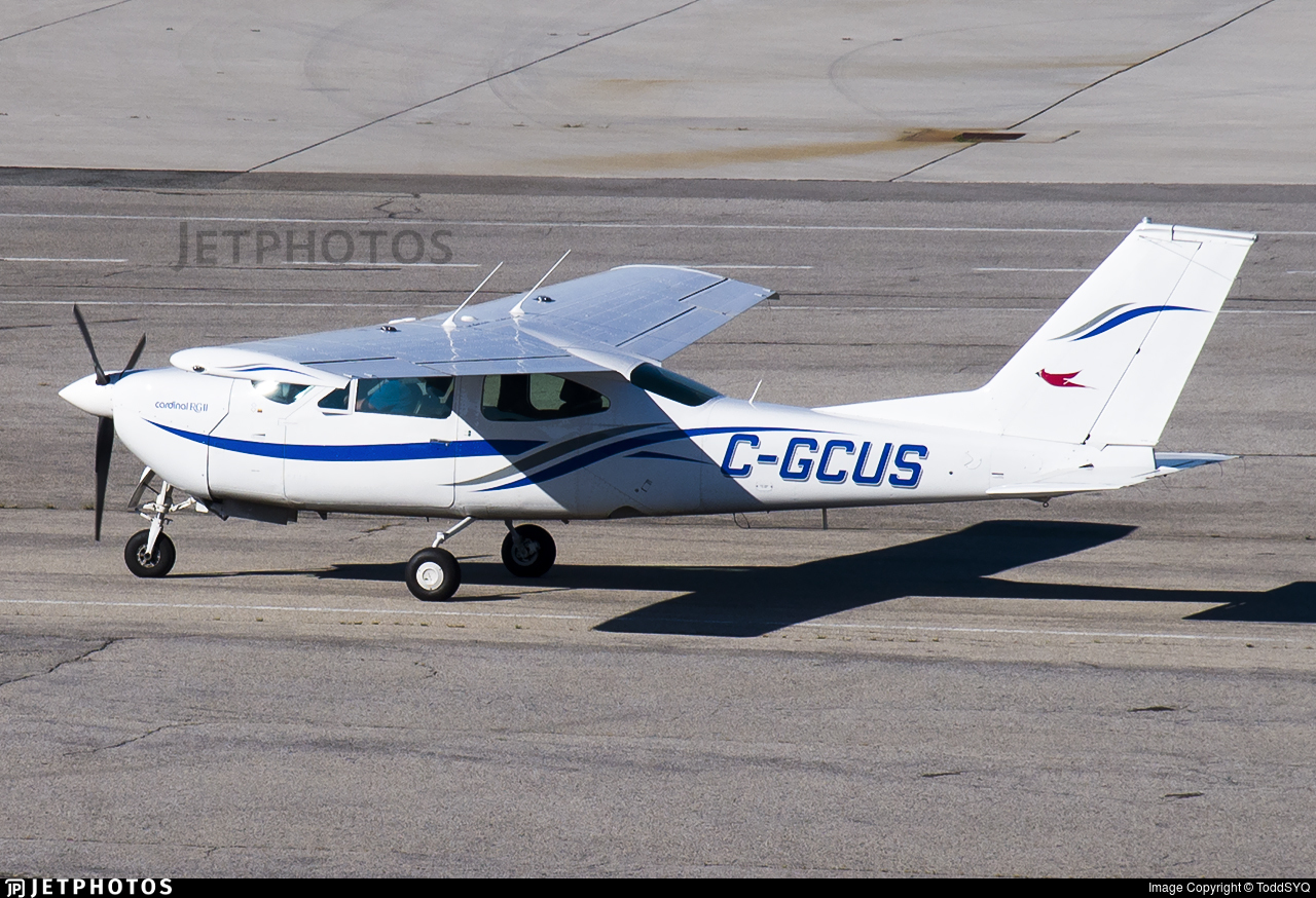 C-GCUS - Cessna 177RG Cardinal RG - Private