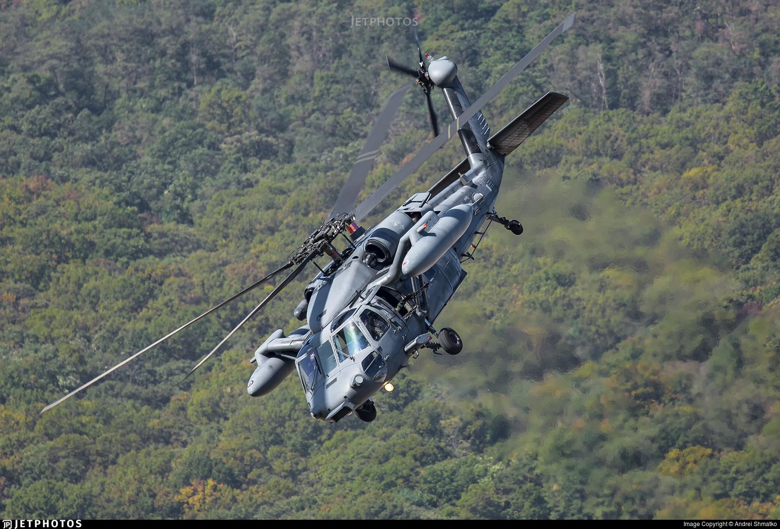 01-715 - Sikorsky HH-60P Blackhawk - South Korea - Air Force