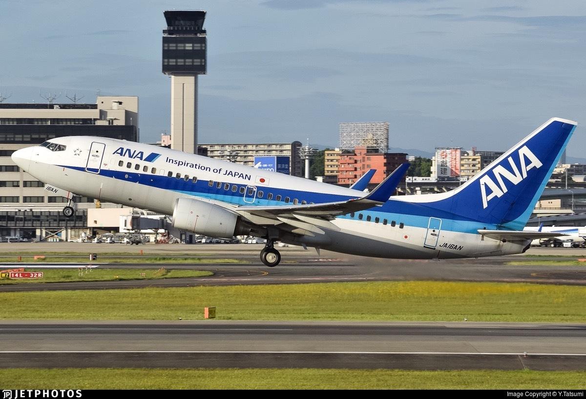 JA16AN - Boeing 737-781 - All Nippon Airways (ANA)