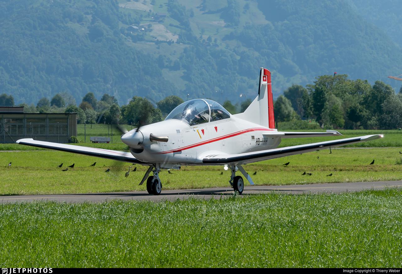HB-HHH - Pilatus PC-7 Mk.II - Pilatus Aircraft