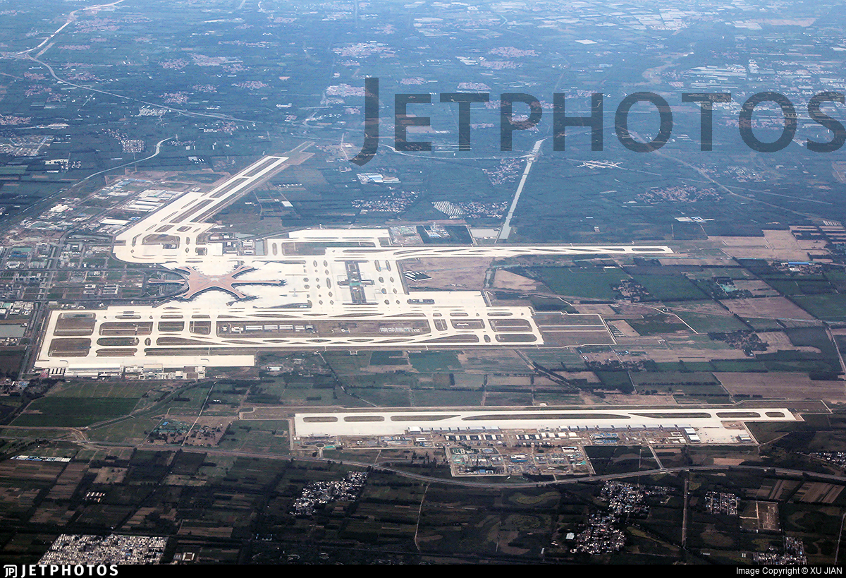 ZBAD - Airport - Airport Overview