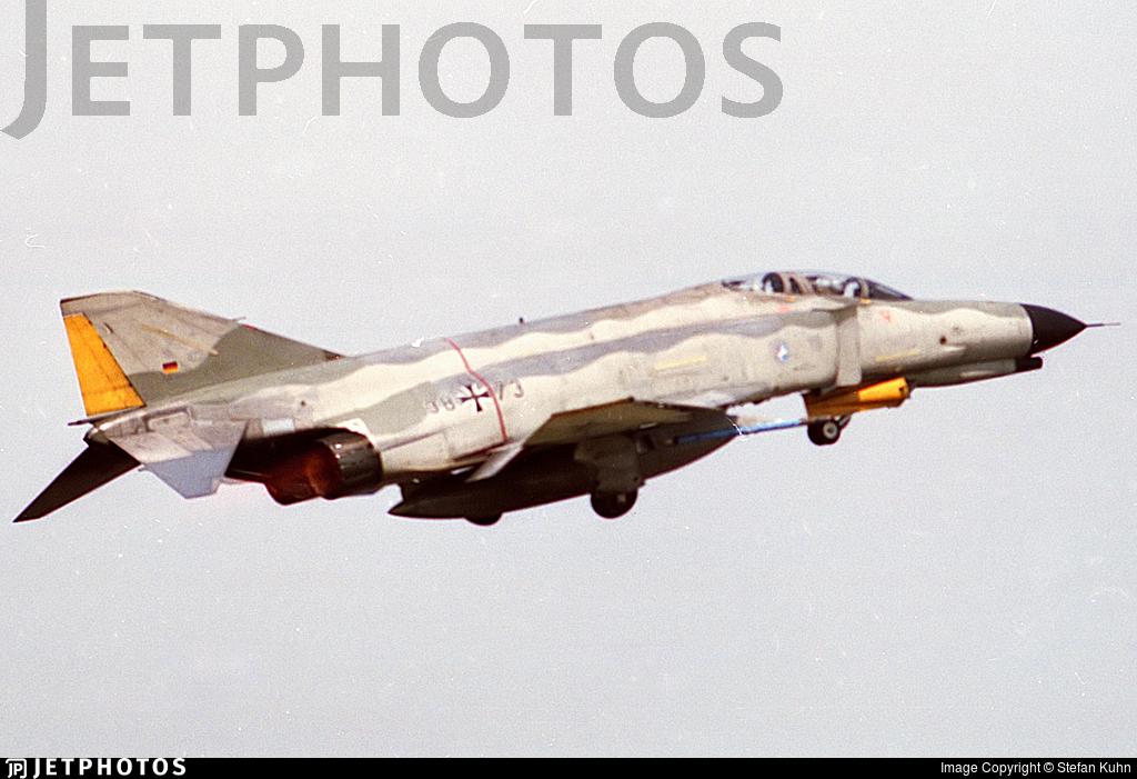 38-73 - McDonnell Douglas F-4F Phantom II - Germany - Air Force
