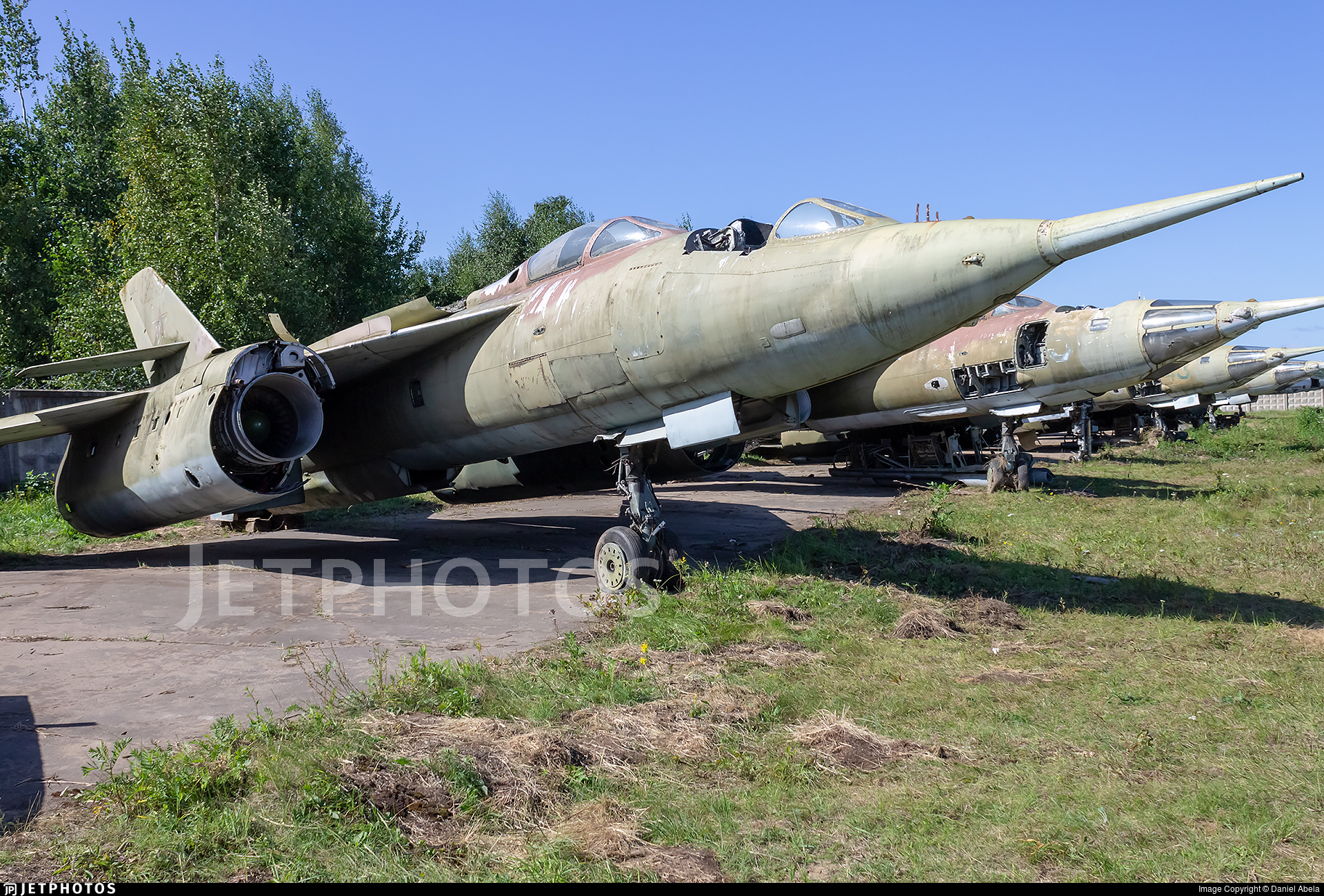 63 - Yakovlev Yak-28U - Soviet Union - Air Force