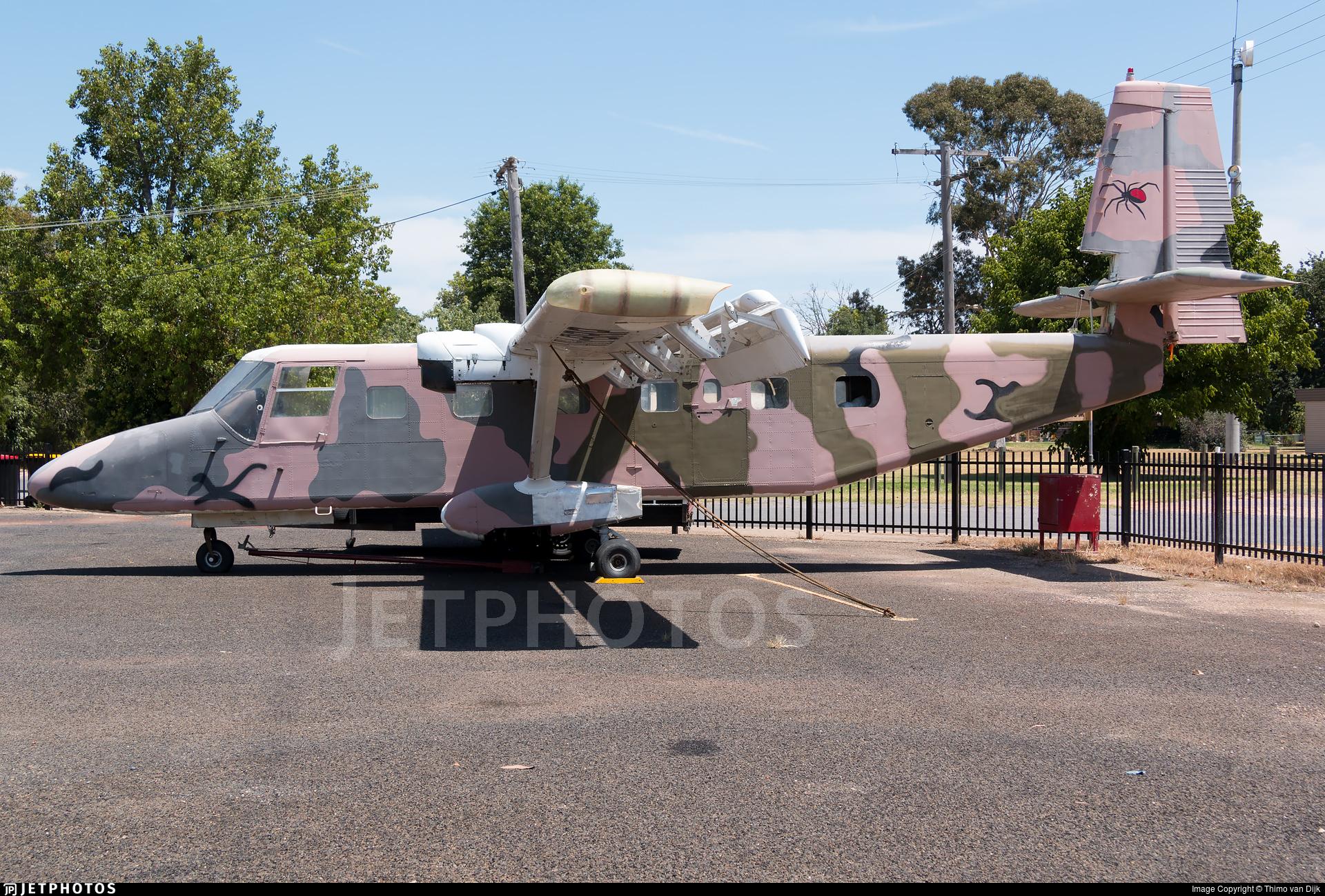VH-BRP - GAF N24A Nomad - Private
