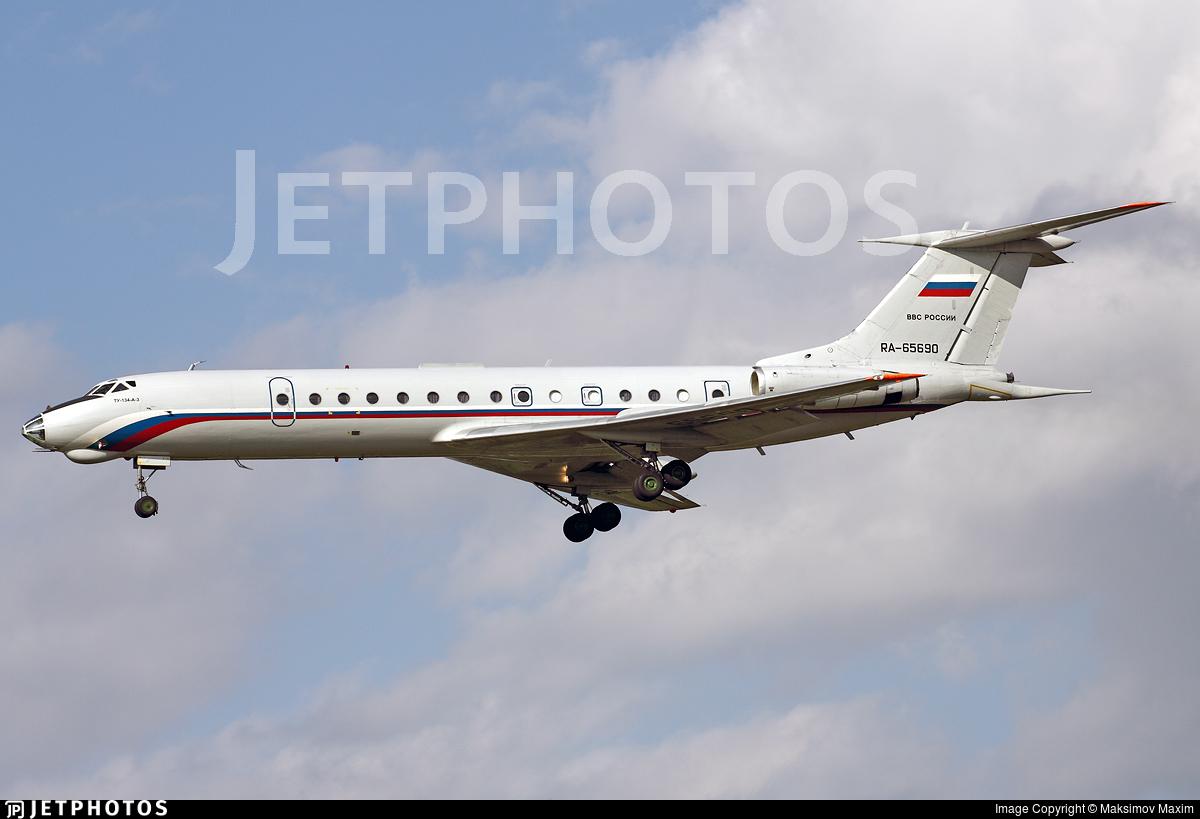 RA-65690 - Tupolev Tu-134A - Russia - 223rd Flight Unit State Airline