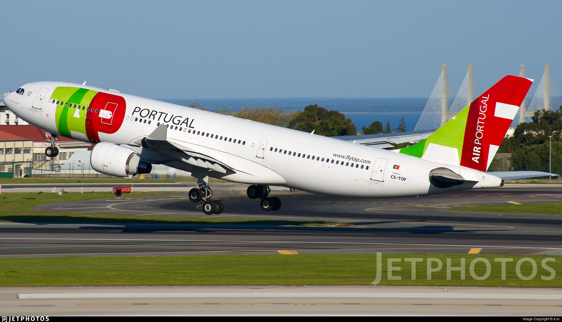 CS-TOF - Airbus A330-223 - TAP Air Portugal