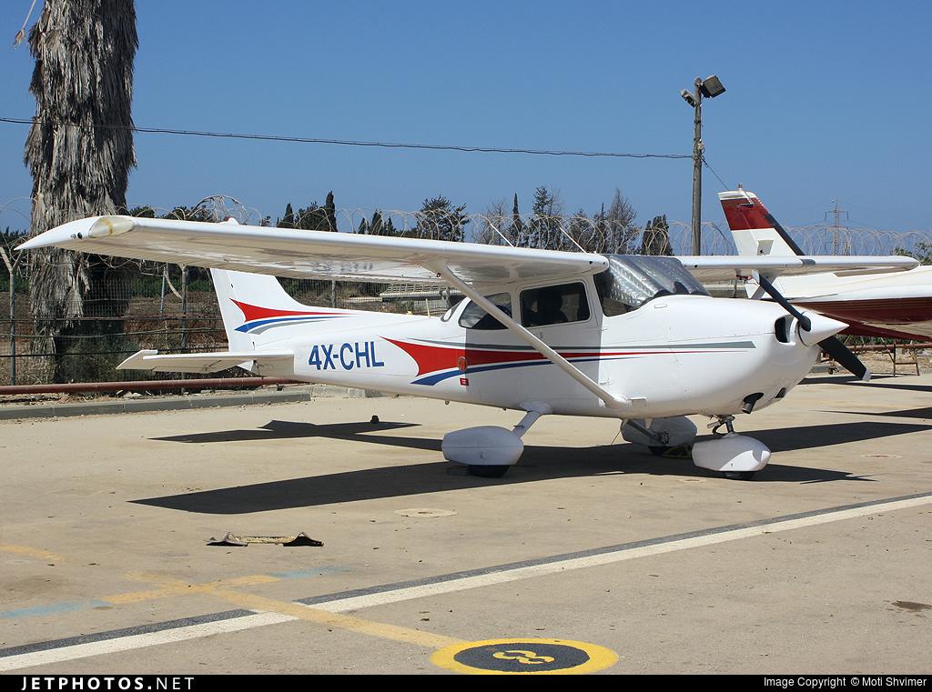 4X-CHL - Cessna 172P Thunder Hawk 180HP - Sky