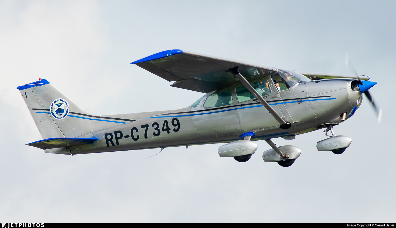 RP-C7349 - Cessna 172N Skyhawk - St. Alexius College Flying School