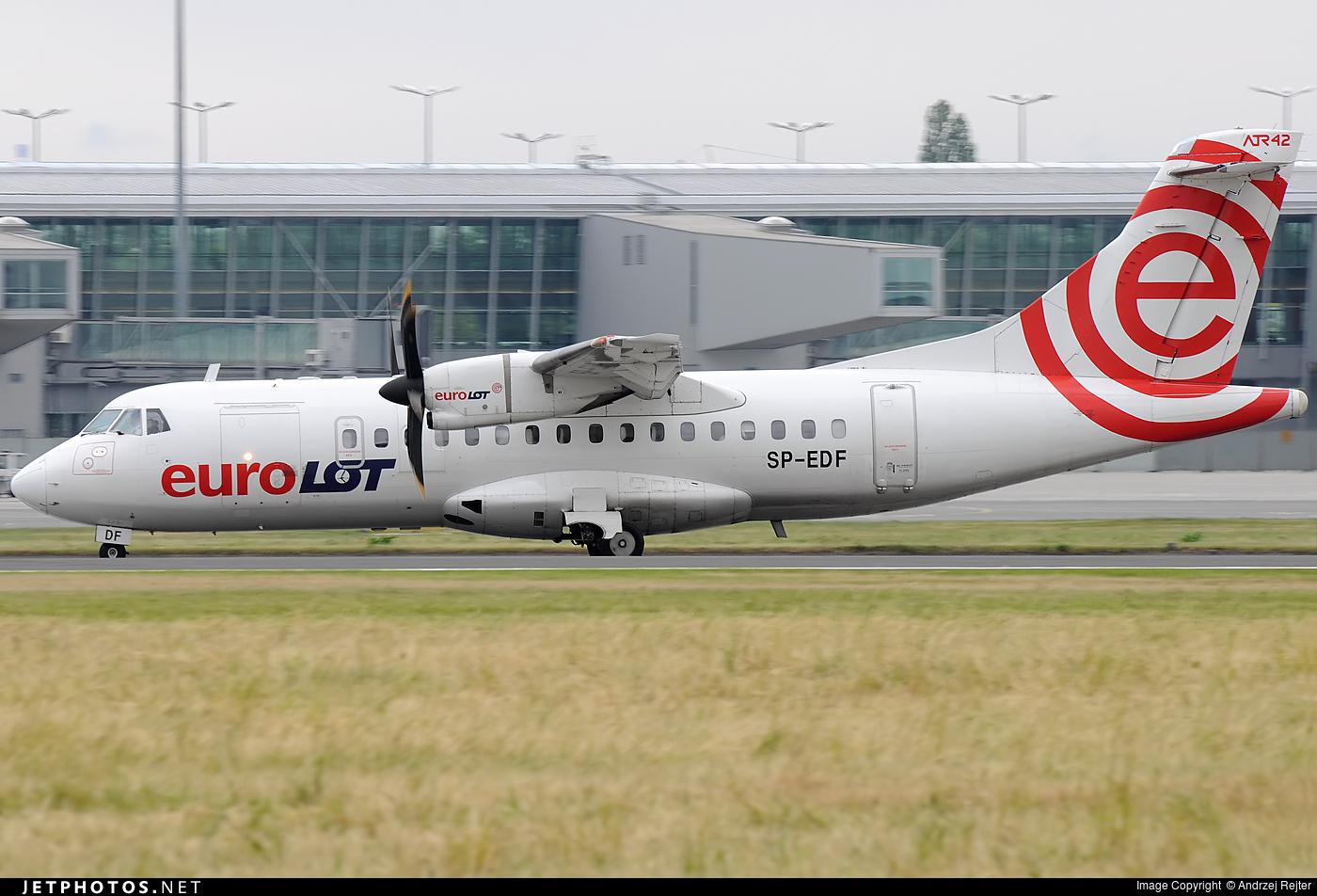 SP-EDF - ATR 42-512 - EuroLOT