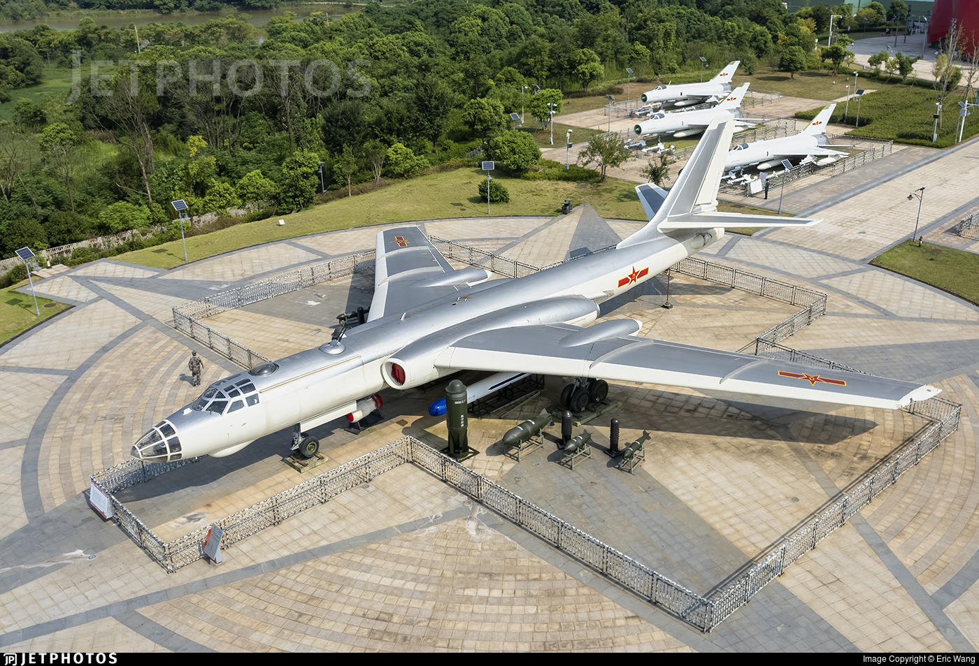 40176 - Xian H-6G - China - Air Force