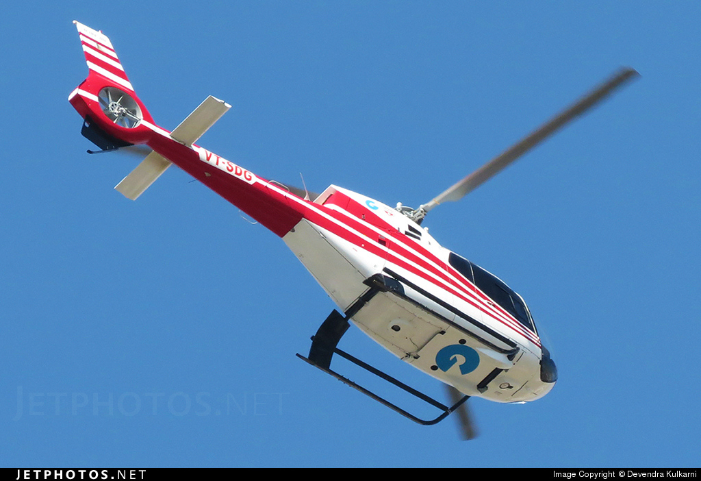 VT-SDG - Eurocopter EC 120B Colibri - Private