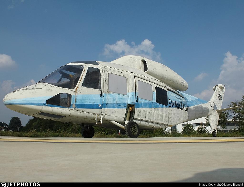 - Agusta A129LBH - Agusta
