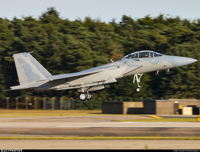 12-1077 - Boeing F-15SA - Saudi Arabia - Air Force