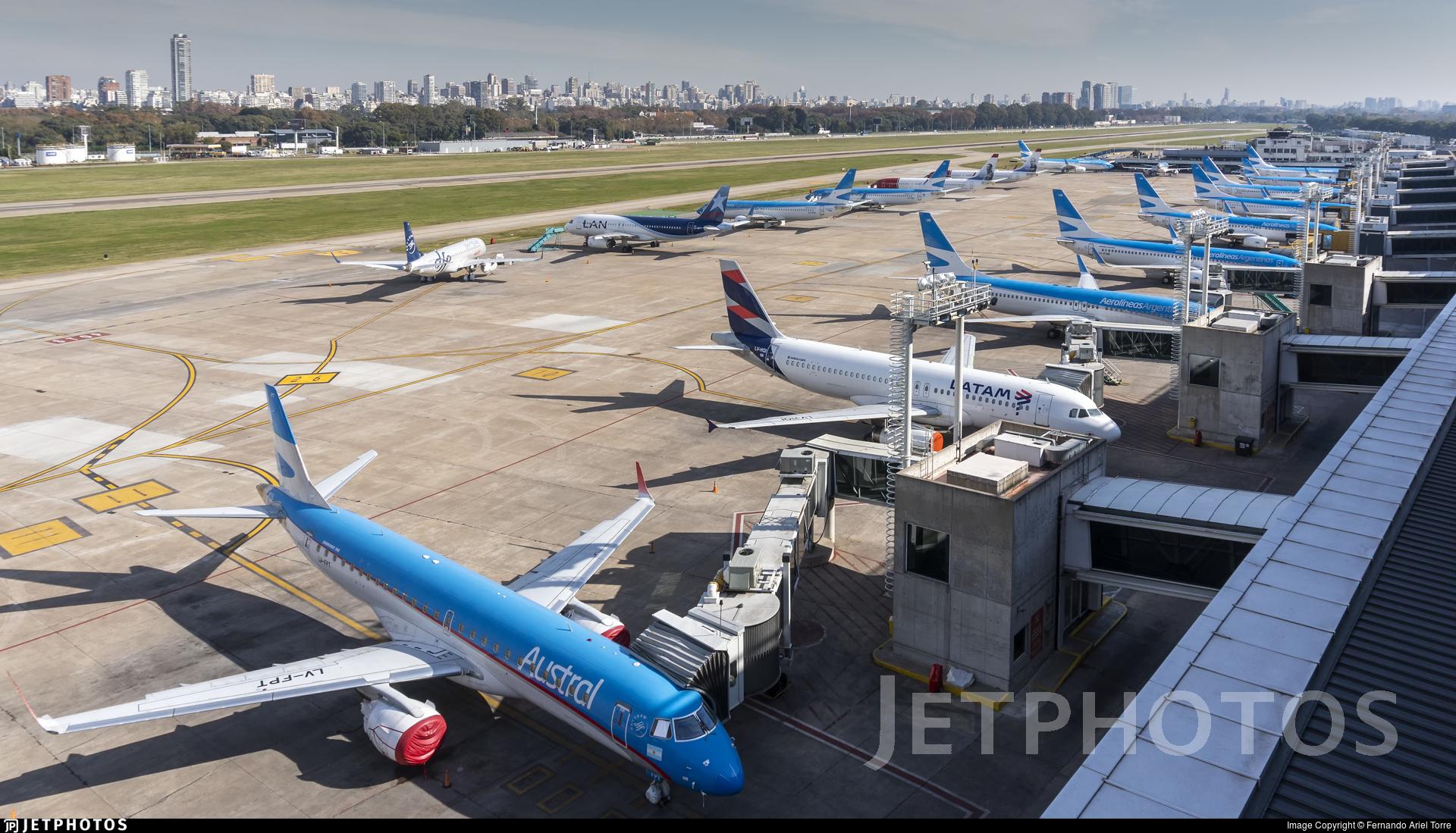 SABE - Airport - Ramp