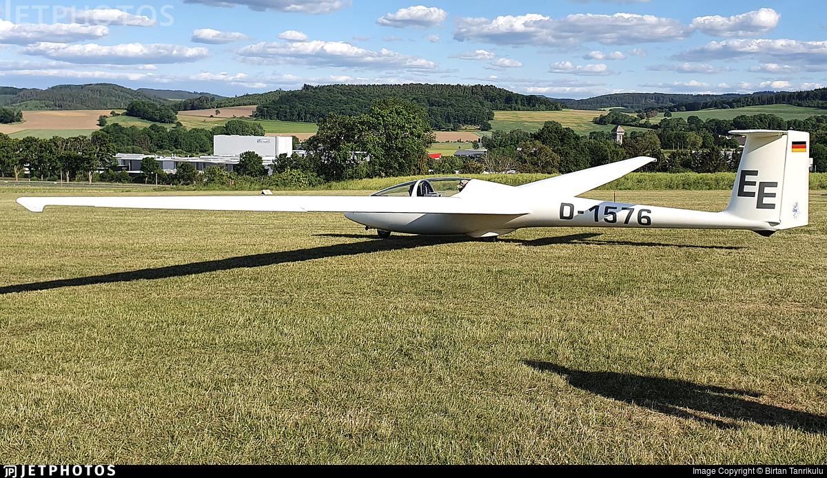 D-1576 - Schleicher ASK-21 - LSV Sauerland
