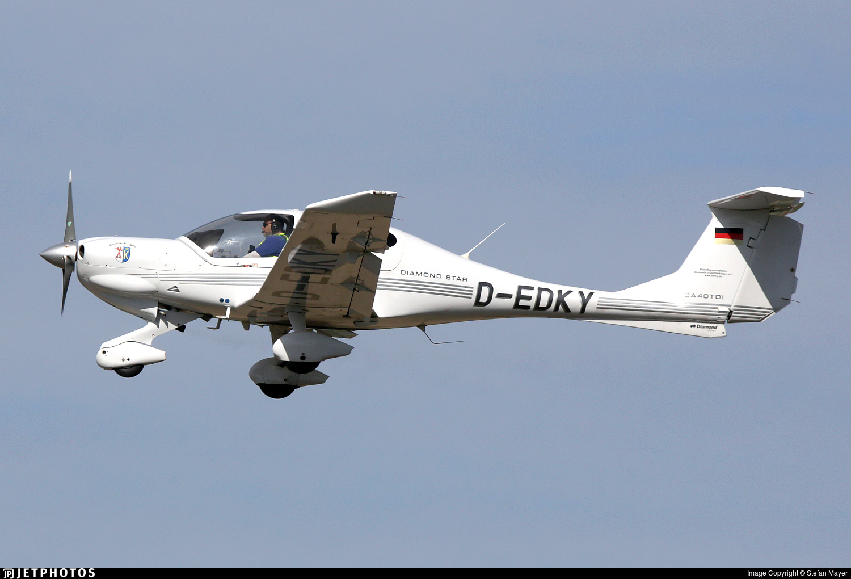 D-EDKY - Diamond DA-40D Diamond Star TDI - Private