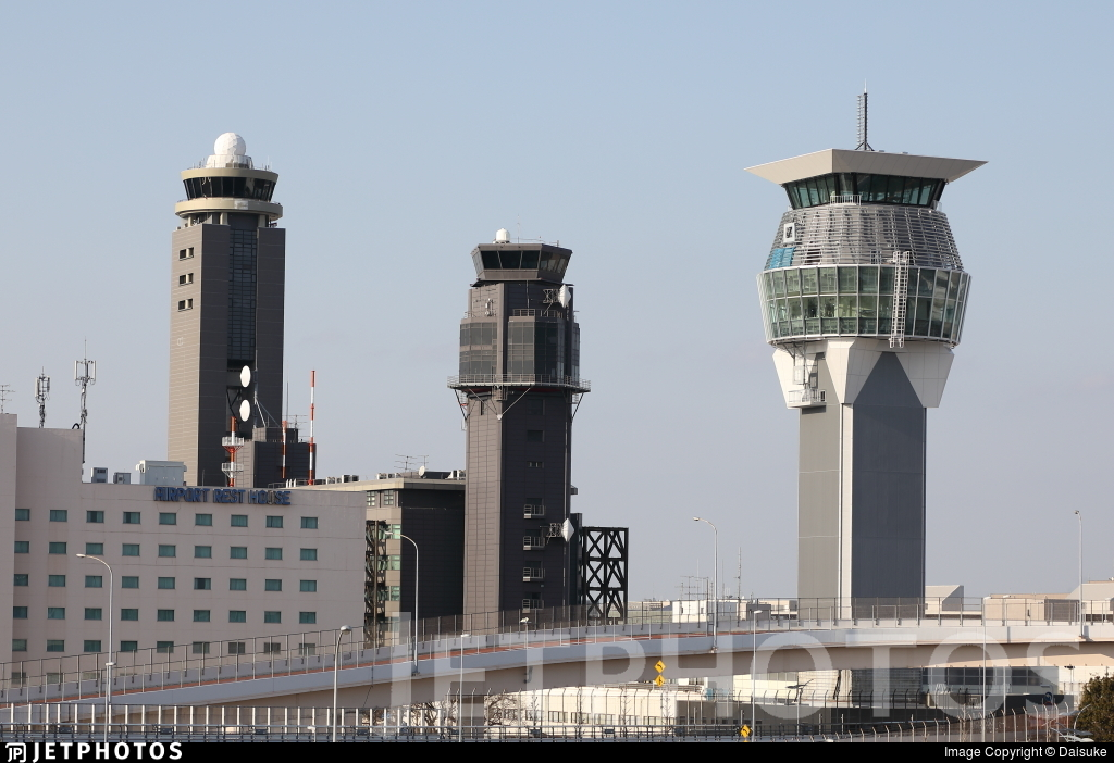 RJAA - Airport - Control Tower