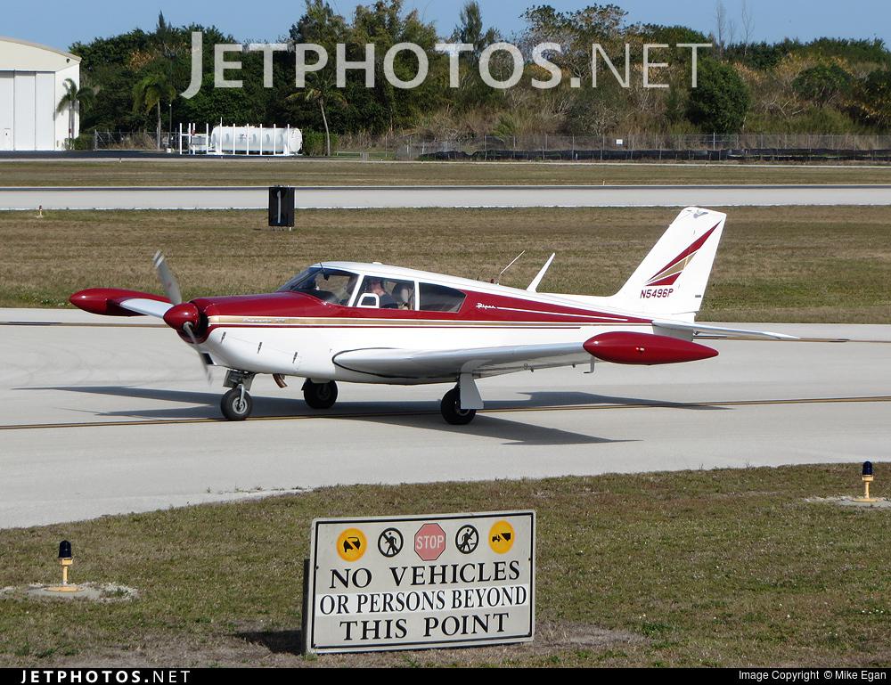 N5496P - Piper PA-24-250 Comanche - Private