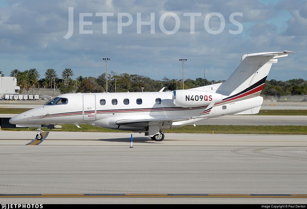 N409QS - Embraer 505 Phenom 300 - NetJets Aviation