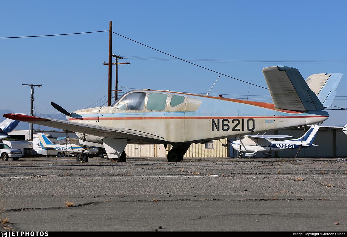 N621Q - Beechcraft H35 Bonanza - Private