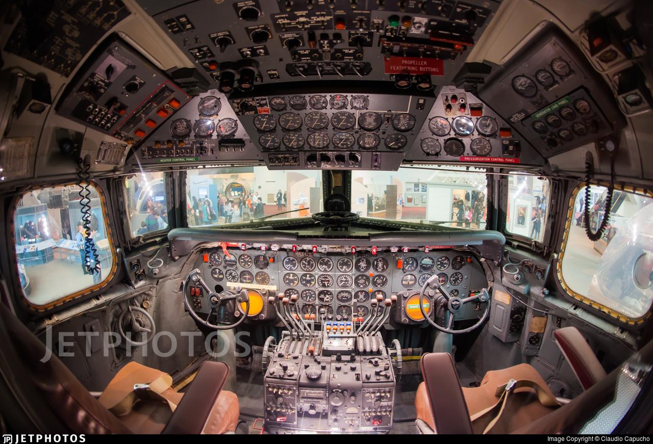 N334aa Douglas Dc 7 American Airlines Claudio