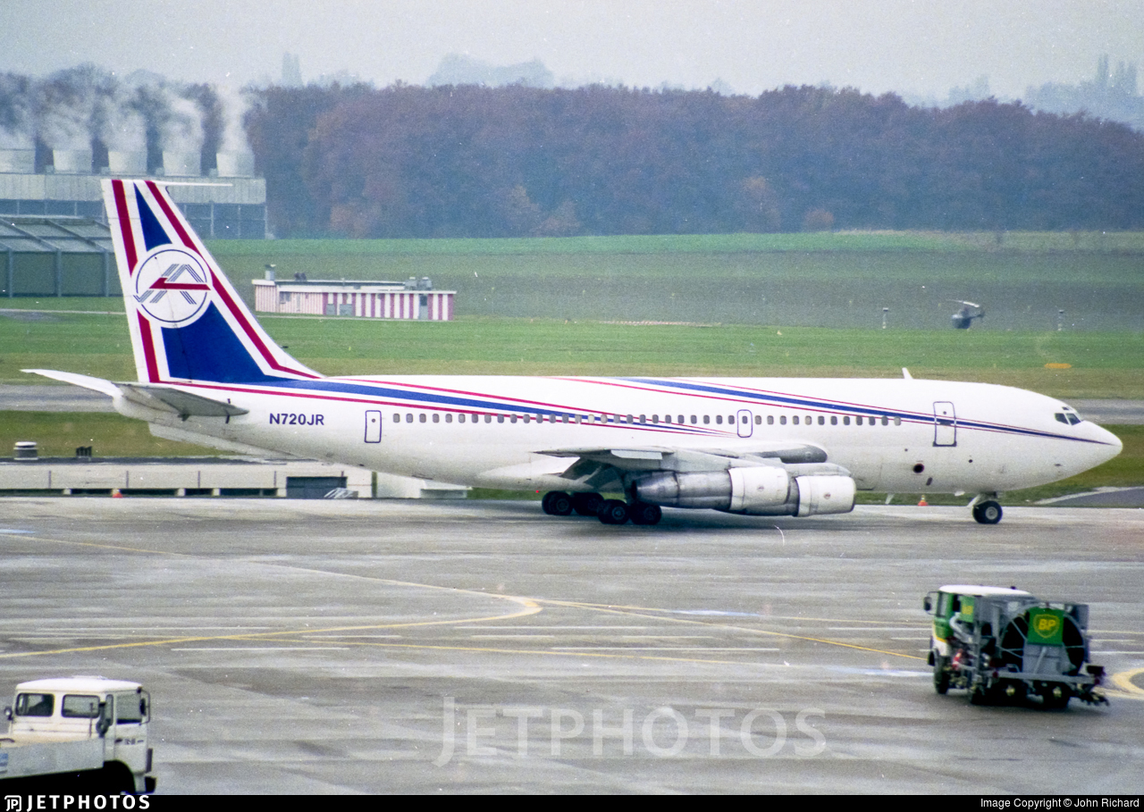 N720JR | Boeing 720-047B | JAR Aircraft Services | John