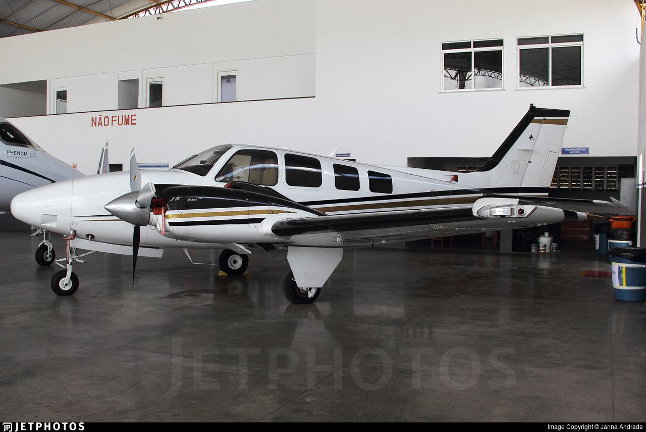 PR-MCT - Beechcraft G58 Baron - Private