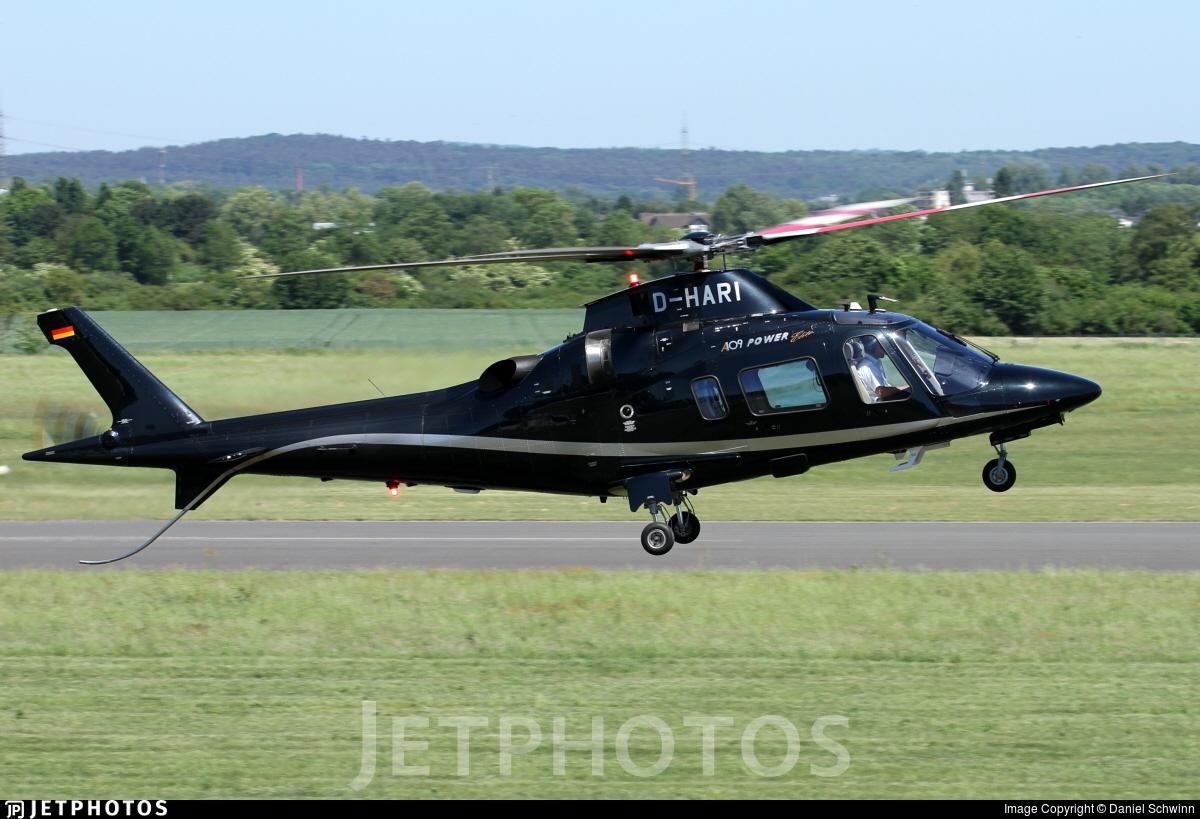 D-HARI - Agusta A109E Power Elite - Haribo