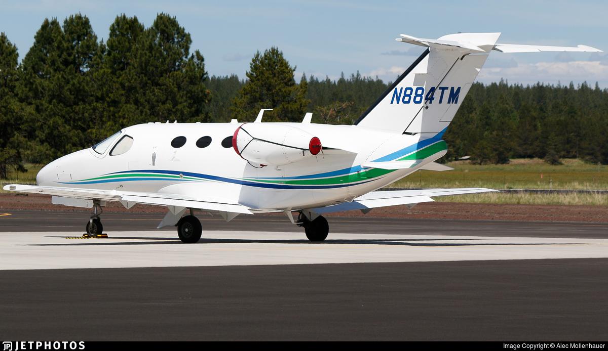 N884TM - Cessna 510 Citation Mustang - Private