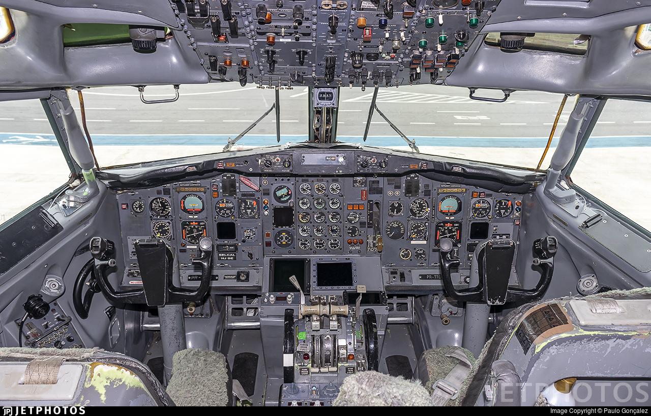 PR-TTO - Boeing 727-2M7(Adv)(F) - Total Linhas Aéreas