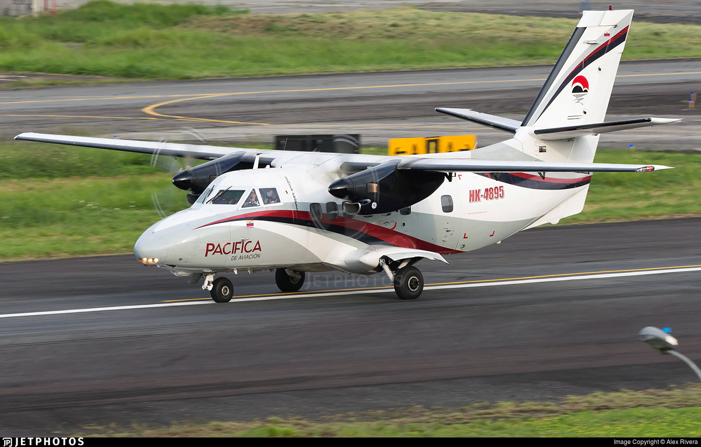 HK-4895 - Let L-410UVP-E Turbolet - Pacífica de Aviación