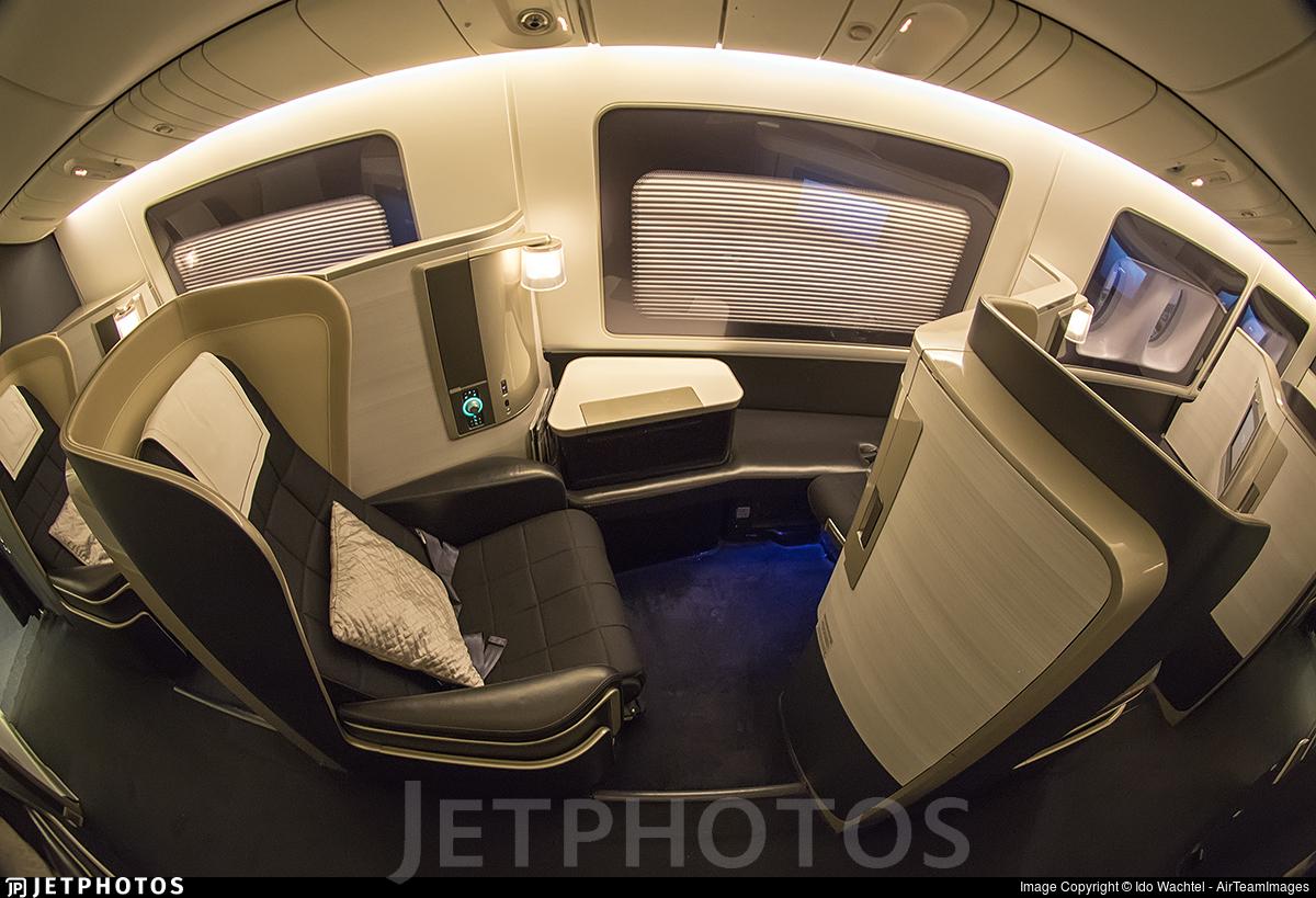 G-VIIE - Boeing 777-236(ER) - British Airways
