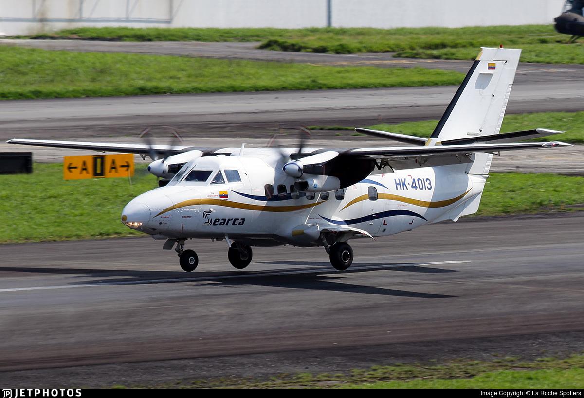 HK-4013 - Let L-410UVP-E Turbolet - Searca - Servicio Aéreo de Capurgana