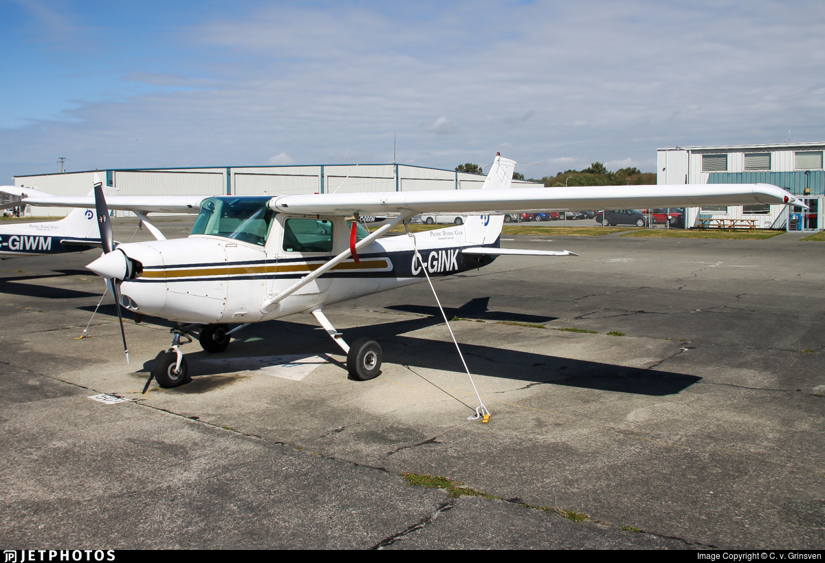 C-GINK - Cessna 152 - Private