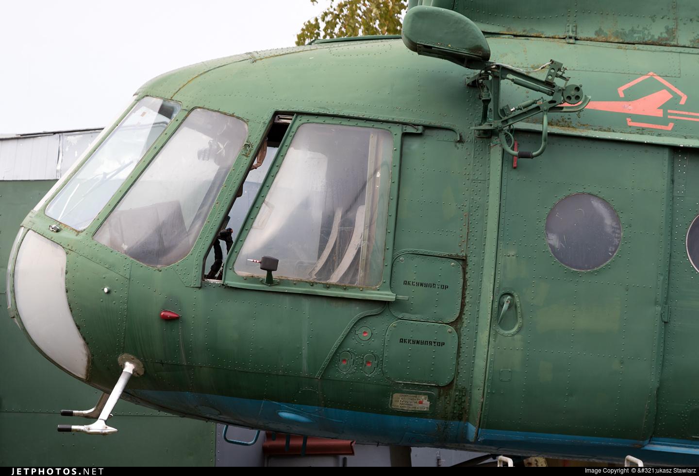 17 - Mil Mi-17 Hip - Russia - Air Force