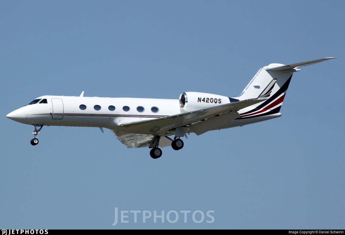 N420QS - Gulfstream G-IV(SP) - NetJets Aviation
