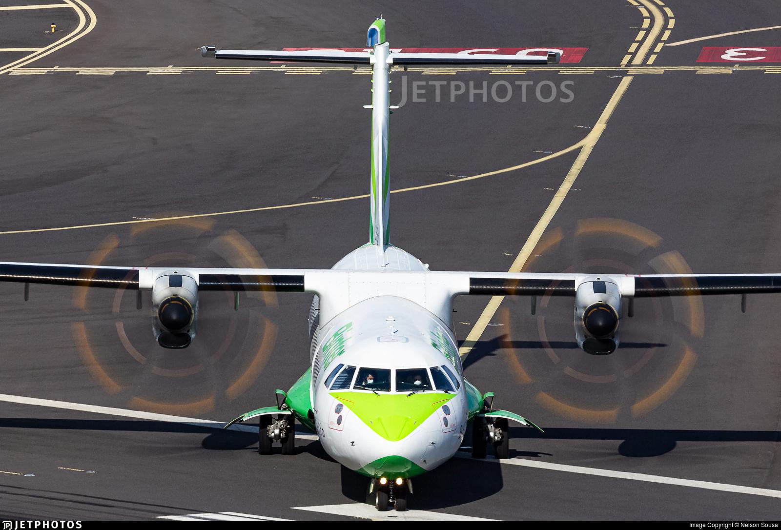 EC-LAD - ATR 72-212A(500) - Binter Canarias