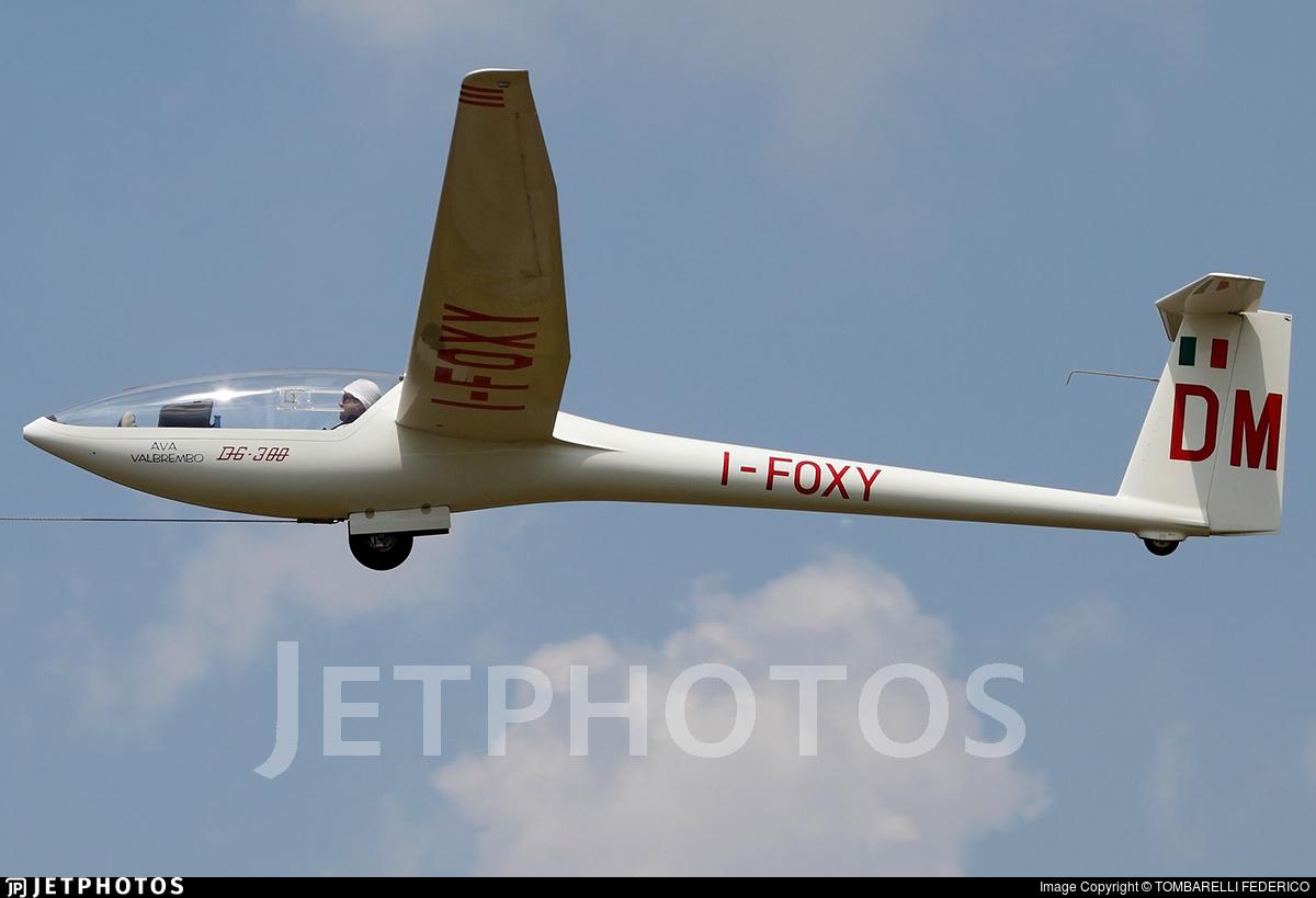 I-FOXY - Glaser-Dirks DG-300 - Private