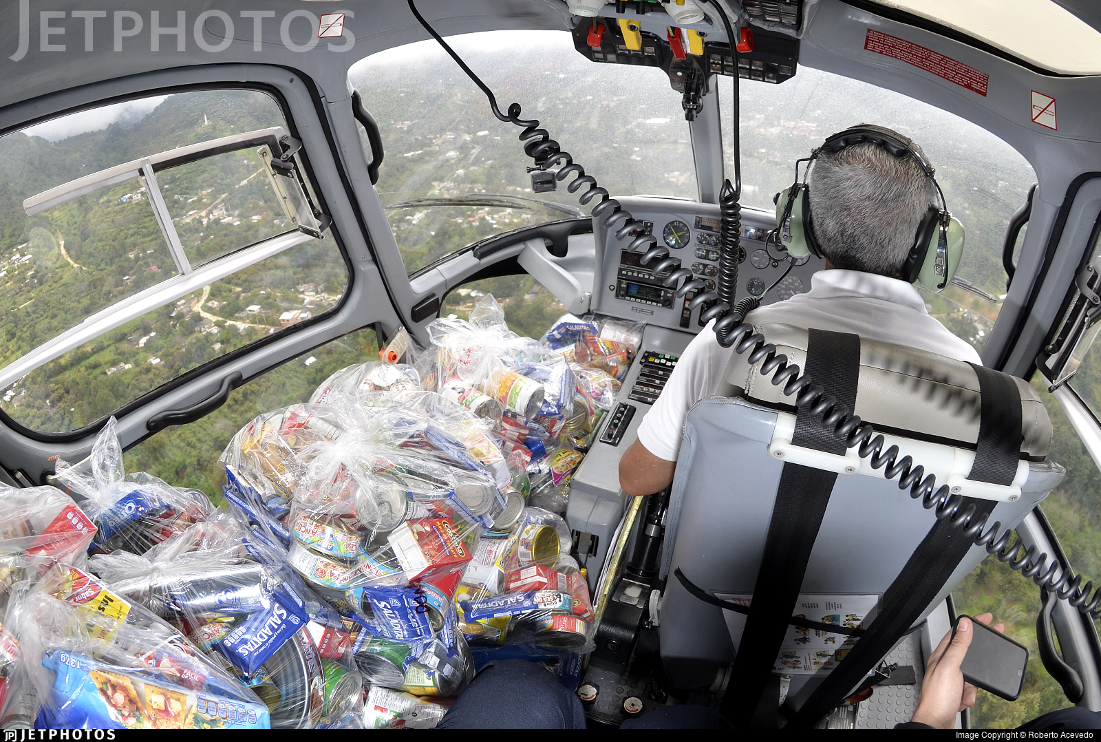 XA-FAB - Eurocopter AS 355F2+ Ecureuil - Angel Flight MX