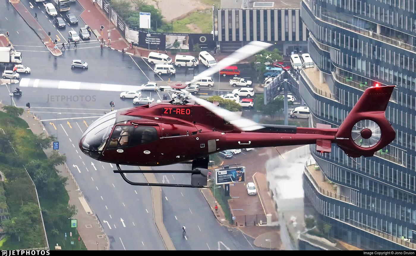 ZT-REO - Eurocopter EC 130B4 - Private