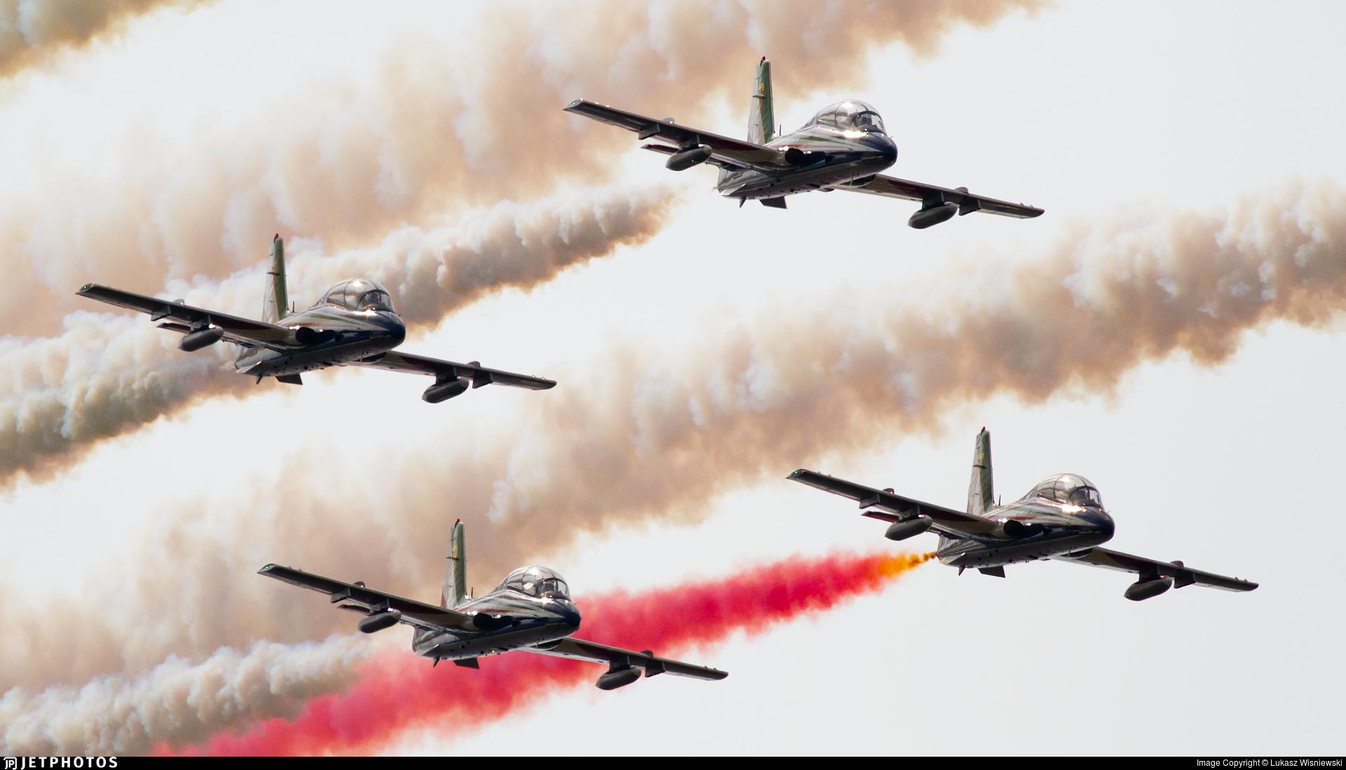 MM54480 - Aermacchi MB-339PAN - Italy - Air Force