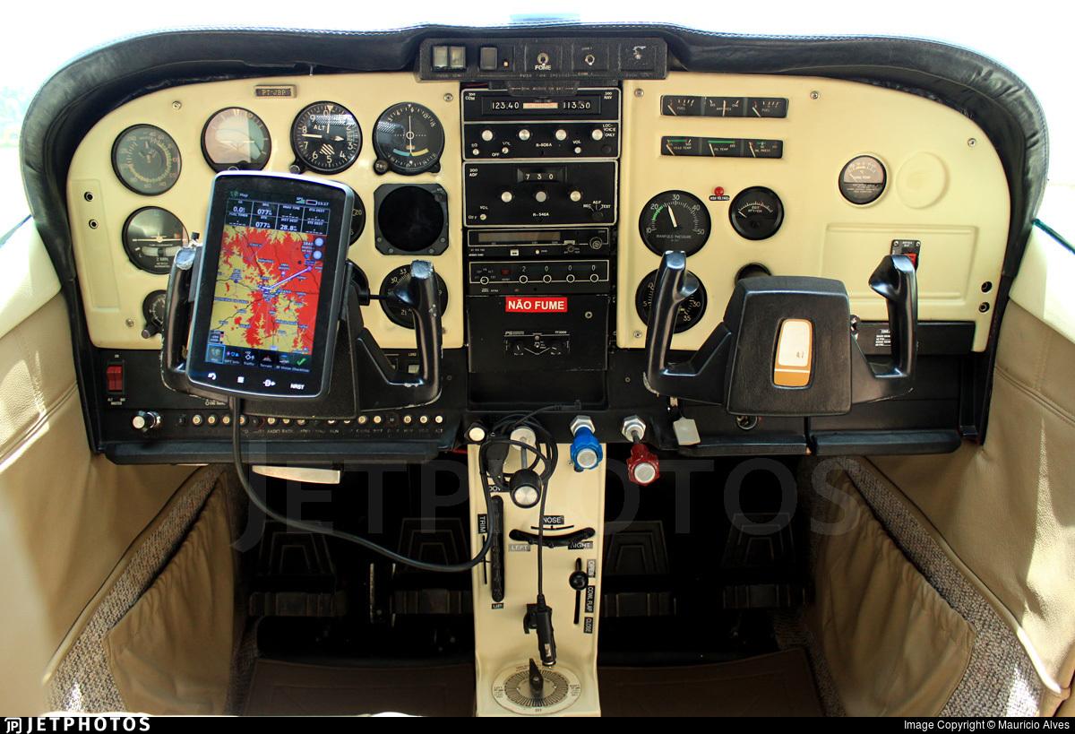PT-JBP - Cessna 182P Skylane - Private