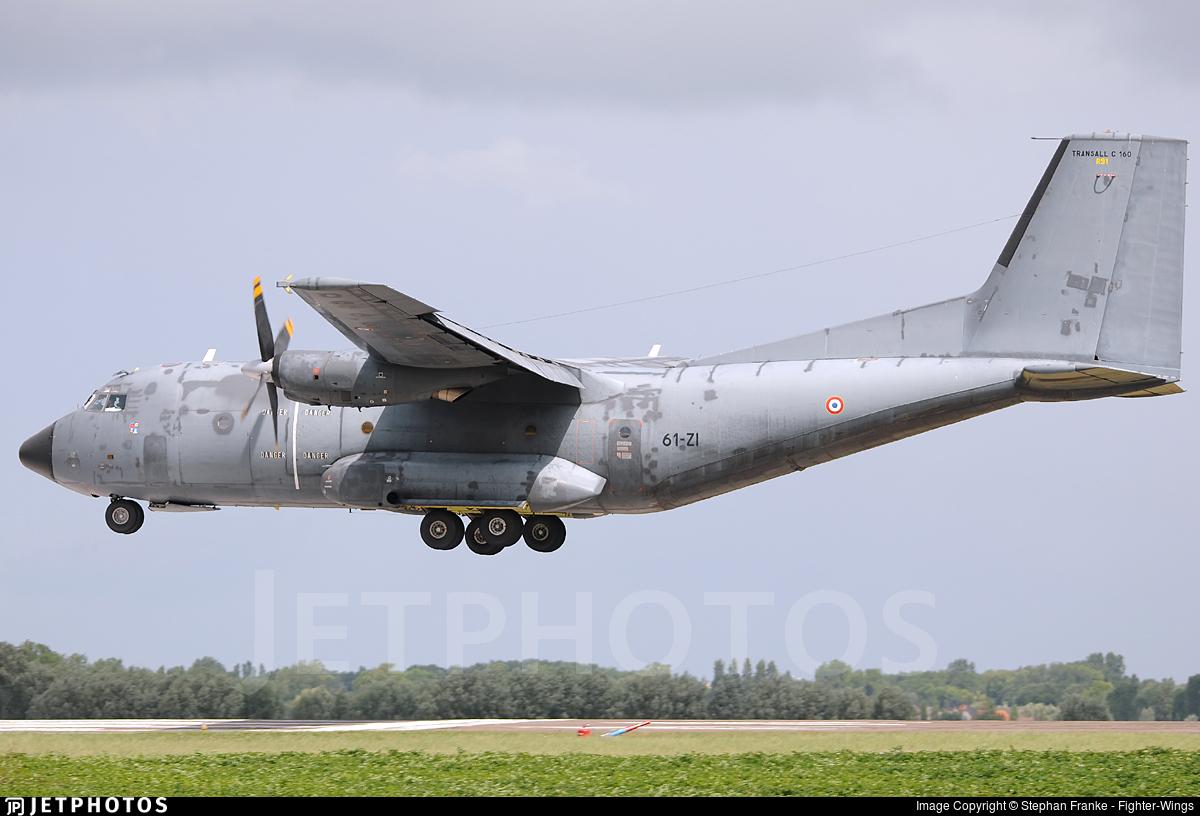 R91 - Transall C-160R - France - Air Force