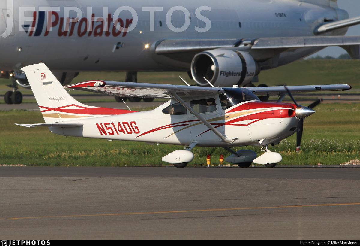 N514DG - Cessna T182T Skylane TC - Private