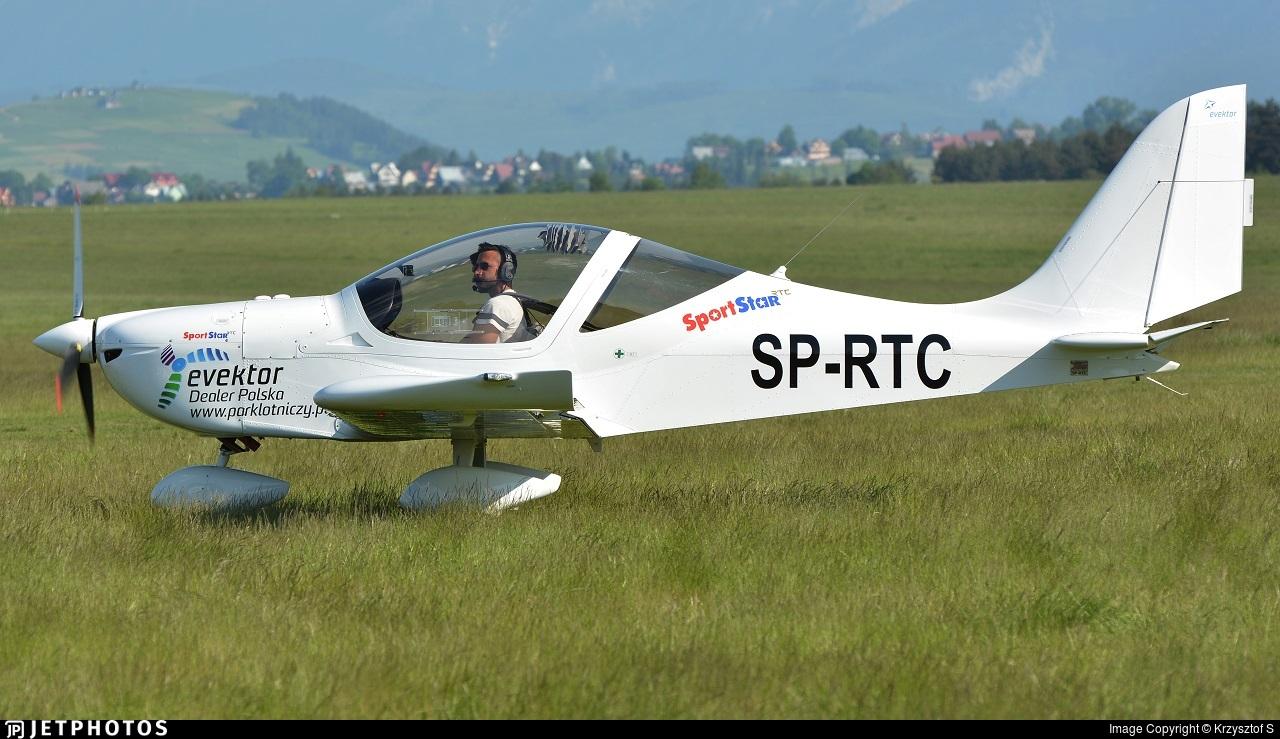 SP-RTC - Evektor-Aerotechnik SportStar RTC - Private