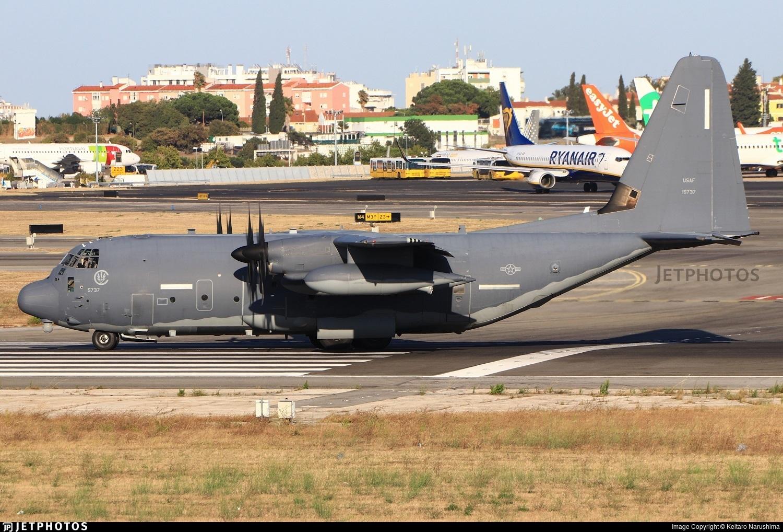 11-5737 - Lockheed Martin MC-130J Commando II - United States - US Air Force (USAF)